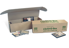 DVD/CD Carton